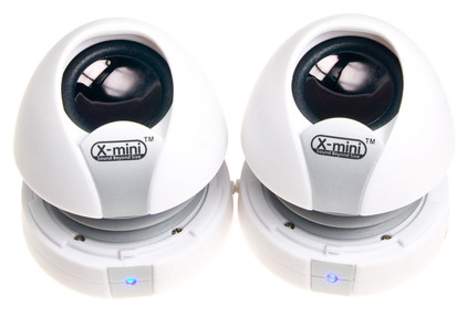 X-miniMax II White Capsule Speaker