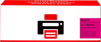 Huismerk CLT-M504S Toner Magenta voor Samsung printers