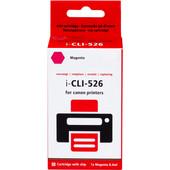 Huismerk CLI-526M Cartridge Magenta voor Canon printers (4542B001)