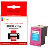 HP 302 Cartridge 3-Kleuren XL (F6U67AE) - 3