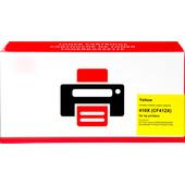 Huismerk 410X Toner Geel XL voor HP printers (CF412X)