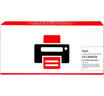 Huismerk CLT-K4072S Toner Zwart voor Samsung printers