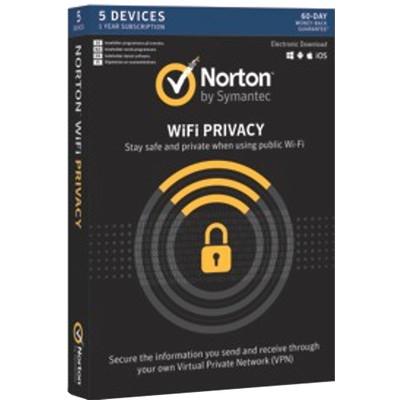 Norton WiFi Privacy 5D