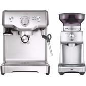 Solis Barista Perfect Pro + Caffissima Grinder Koffiemolen