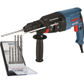 Bosch GBH 2-26 F + SDS-plus borenset