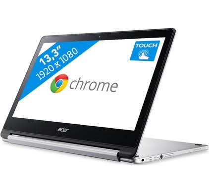 voorkant Chromebook R13 CB5-312T-K7SP