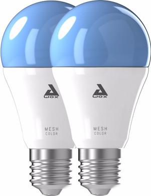 AwoX Color Mesh Multi E27 (2 stuks)