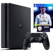 Sony PlayStation 4 Slim 1 TB FIFA 18 Bundel