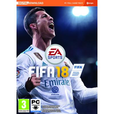 FIFA 18 PC voor €54,99