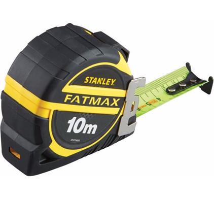 stanley fatmax pro rolbandmaat ii 10m coolblue alles voor een glimlach. Black Bedroom Furniture Sets. Home Design Ideas