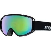 Anon Circuit Black + Sonargreen Lens