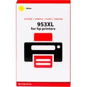 Huismerk 953XL Geel voor HP Printers (PJ-H953Y)