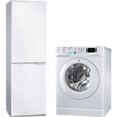 Exquisit KGC250/70-1A+++ + Indesit XWE 71683X W EU