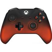 Microsoft Xbox One S Draadloze Controller Volcano Rood/Zwart