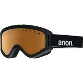 Anon Tracker Black + Amber Lens
