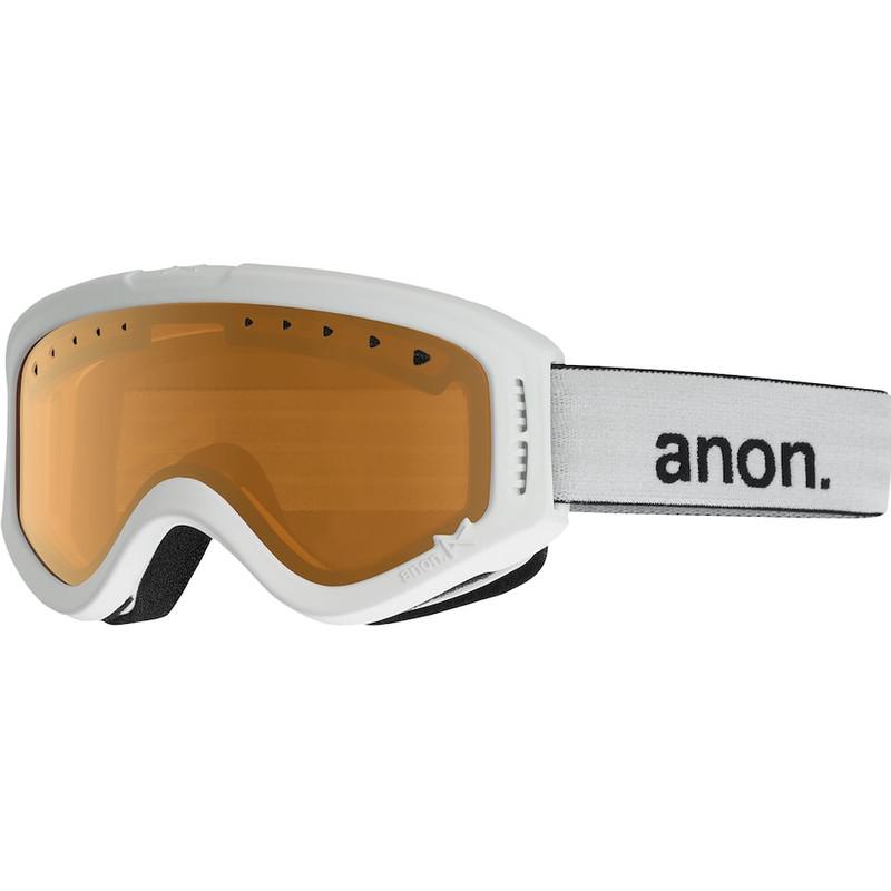 Dagaanbieding: Anon Tracker White + Amber Lens