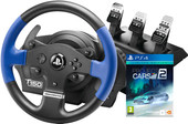 Thrustmaster T150 RS Pro + Project Cars PS4