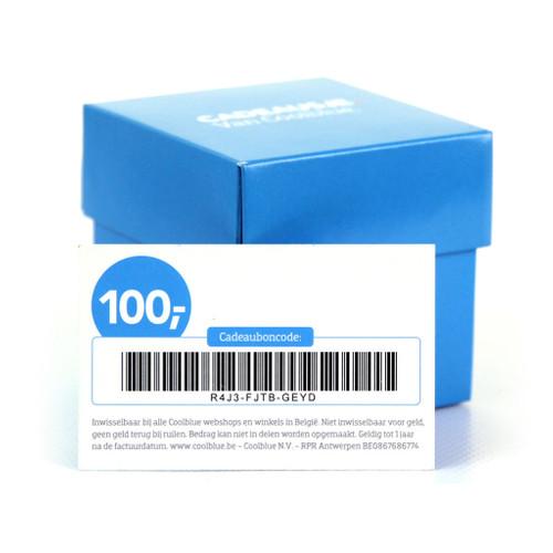 Cadeaukaart 100 euro BE