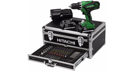 Hitachi boormachines