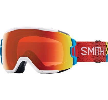 Smith Vice Burnside + Everyday Red Mirror Lens