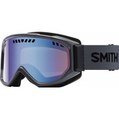 Smith Scope Pro Charcoal + Ignitor Mirror Lens