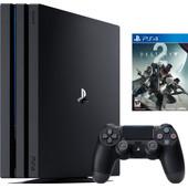 Sony PlayStation 4 Pro 1 TB Destiny 2 Bundel