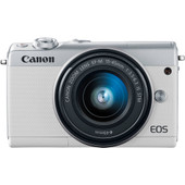 Canon EOS M100 Limited Edition Wit + 15-45mm IS STM
