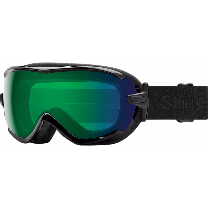 Smith Virtue Black Mosaic + Everyday Green Mirror Lens