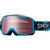 Smith Daredevil Junior Cyan Slime + Ignitor Mirror Lens