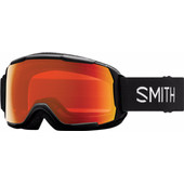 Smith Grom Junior Black + Everyday Red Mirror Lens