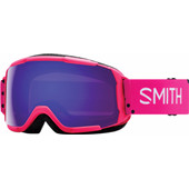 Smith Grom Junior Pink Monaco + Everyday Violet Mirror Lens