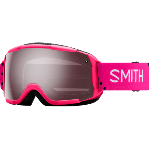 Smith Grom Junior Pink Monaco + Ignitor Mirror Lens