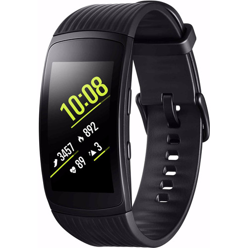 Samsung Gear Fit 2 Pro Zwart L NL
