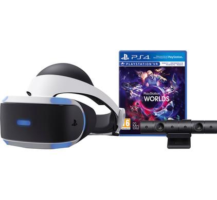 Sony PlayStation VR Worlds Pakket