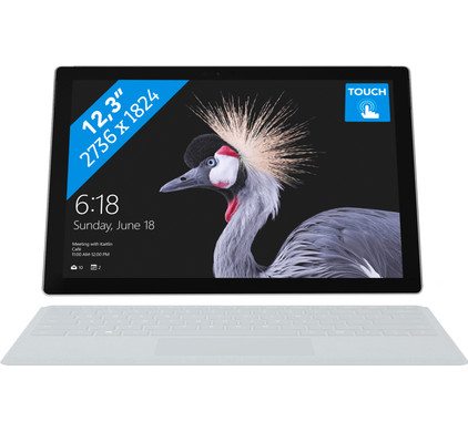voorkant Surface Pro - i5 - 8 GB - 256 GB