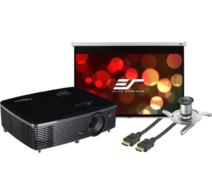 Bioscoop en gaming pakket - Optoma HD142X
