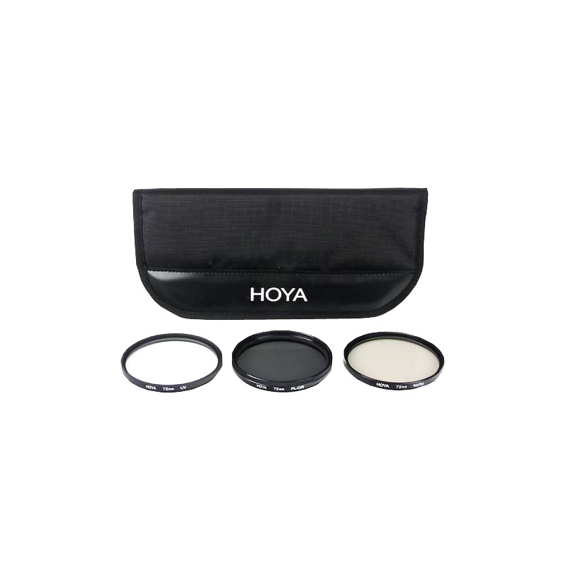 Hoya Digital Filter Introduction Kit 55mm