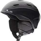 Smith Aspect Matte Black (51 - 55 cm)