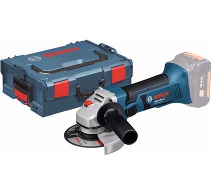 Bosch GWS 18-125 V-LI (zonder accu)