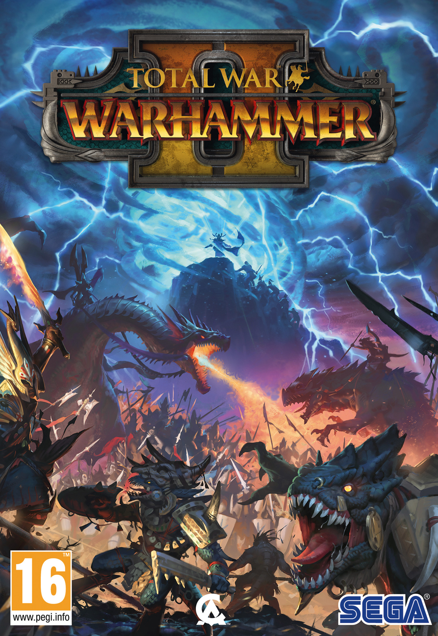 Koch MediaTotal War WARHAMMER 2 Standard Edition PC