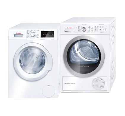Bosch WNAT323471 + Bosch WTY87700NL