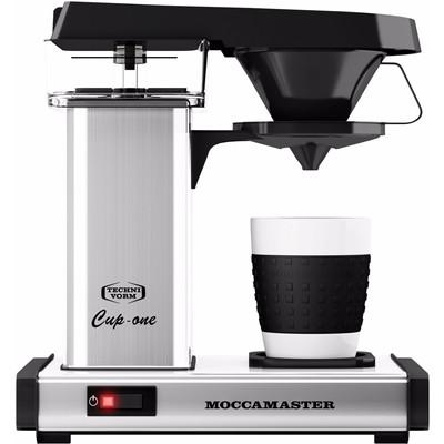 Technivorm Moccamaster One Cup Zilver