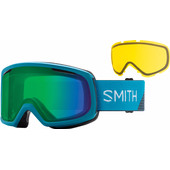 Smith Riot Mineral Split + Everyday Green & Yellow Lenzen
