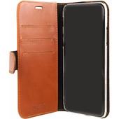 Valenta Classic Luxe Apple iPhone X Book Case Bruin