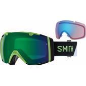 Smith I/O Reactor Split + Everyday Green & Storm Rose Flash Lenzen