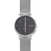 Skagen Connected Hybrid Zwart/Zilver