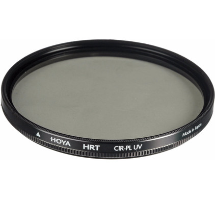 Hoya HRT Polarisatiefilter en UV-Coating 49mm