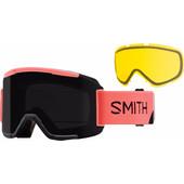 Smith Squad Sunburst Split + Sun Black Mirror & Yellow Lenzen