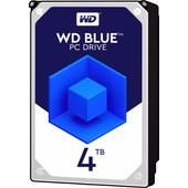 WD Blue HDD 4 TB