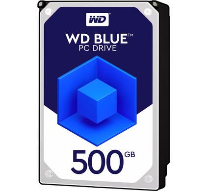 WD Blue HDD 500 GB 7200RPM
